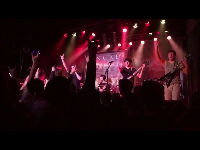 Pangaea - Thanatophobia Live at The Majestic