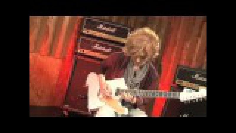 Leda DELUHI G.A.L.D. Guitar demonstration VANDALICKS