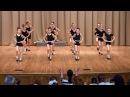 Ритмика на сцене - Solar Dance ДШИ '' Надежда ''
