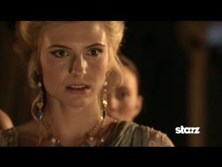 Спартак Кровь и песок/Spartacus: Blood and Sand (2010 - 2013) ТВ-ролик (сезон 1, эпизод 3)