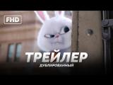 DUB | Трейлер №3: «Тайная жизнь домашних животных / The Secret Life of Pets» 2016