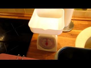 Как это делается Печём хлеб в хлебопечке [HD, 720p]