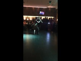 Танец Гиже и Мариелы 4