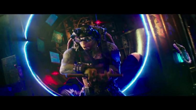 Черепашки-ниндзя 2 (Teenage Mutant Ninja Turtles 2) (2016) трейлер русский язык HD _Черипашки нинзя мутанты