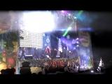 Выступление Влада Соколовского в Севастополе на  зажжении ёлки 2015-2016