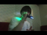 Kook in a singing room (1)
