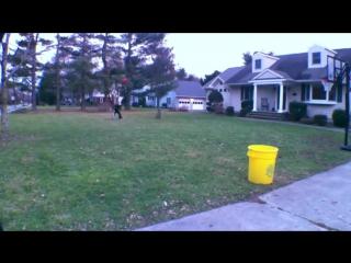 Владение футбольным мячом, жонглирование, трюки, точные удары (6 sec)