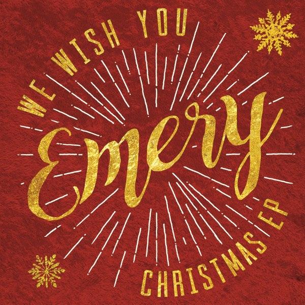 Emery - We Wish You Emery Christmas [EP] (2015)