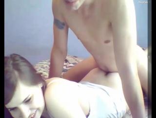 Молодая пара занимается сексом любительское фото 317-850