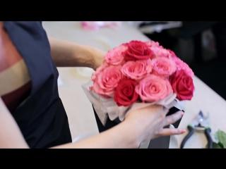 Miss Blooms - особенные букеты и цветы в коробке.