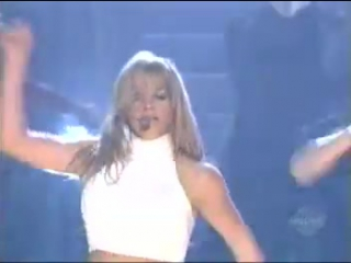 Teen Choice Awards 1999 - Sometimes/Crazy Medley - Britney Spears