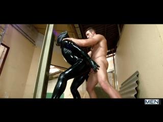 ПошлыйКролик: Captain America - A Gay XXX Parody Part 2 - Alex Mecum & Black Panther