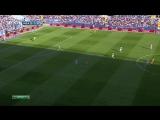 Чемпионат Испании 2015-16. 21 тур. Малага – Барселона : 1 - 2 (1-й тайм) (23. 01. 2016)