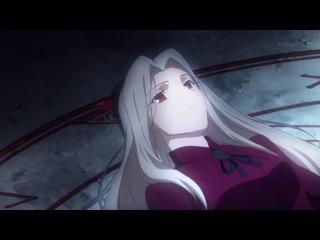 Судьба Начало / Fate/Zero 7 серия 2 сезон (JAM & Eladiel)
