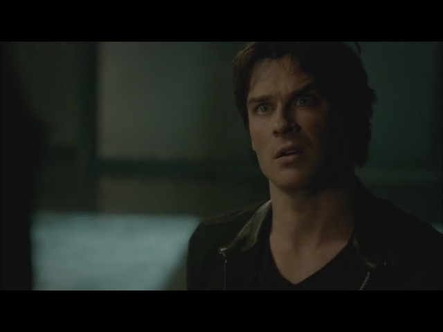 The Vampire Diaries: 7x13 - Rayna attacks Damon and Stefan saves him [HD]