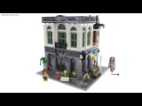 LEGO Creator Brick Bank detailed review! set 10251