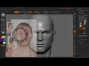 Уроки по ZBrush 4R7 Занятие 29 Spotlight Аника