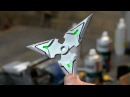 Как сделать сюрикэны Гэндзи Genji's Shuriken DIY Prop