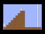 Самая хардкорная игра из Mario ( Cat Mario )