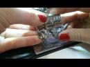 Обзор лапок для подгибки края изделия Rolled Hem Foot D