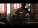 Классическая гитара(кедр,палисандр)мастера Сергея Пескова