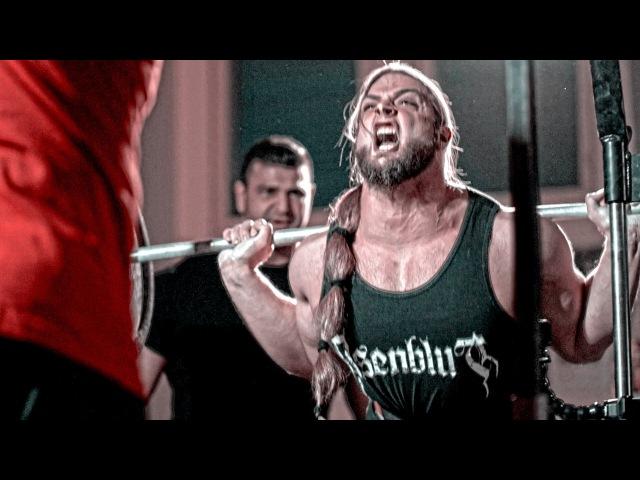 Strongman VS Weightlifter SQUAT DEATHMATCH 2