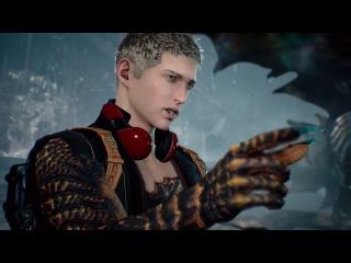 Геймплей мультиплеера Scalebound
