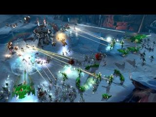 Дебютный геймплей Warhammer 40,000: Dawn of War III