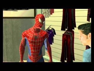 Прохождение игры человек паук анлимитед