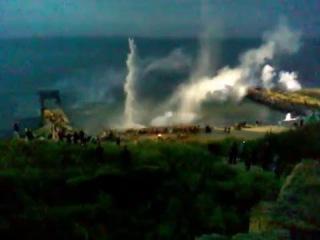 Как снимался фильм Битва за Севостополь 1
