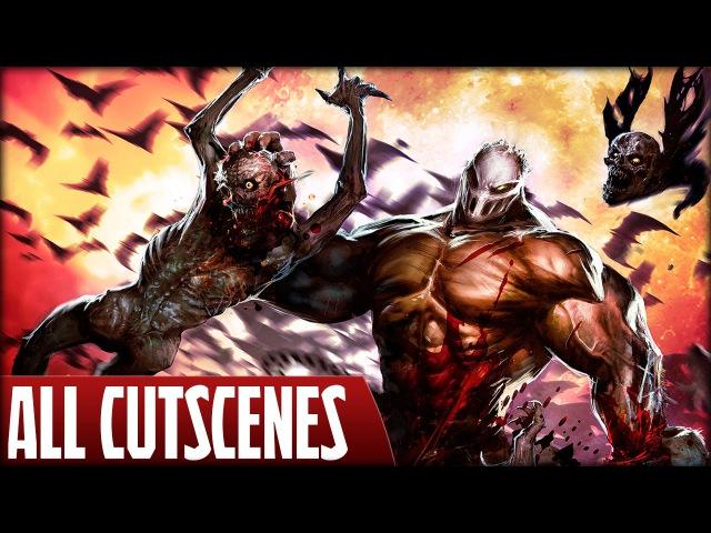Splatterhouse PS3 All Cutscenes