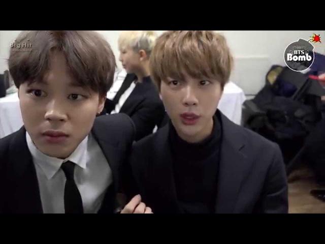 [BANGTAN BOMB] Know-how for making a handsome look (bonus. Mr.lip balm-JK)