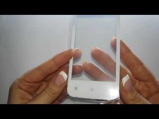 Сенсорный экран для Lenovo A390 White
