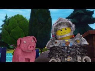 Lego: Рыцари Нексо / Сила и магия (Сезон 1, Серия 10)   Все мультфильмы