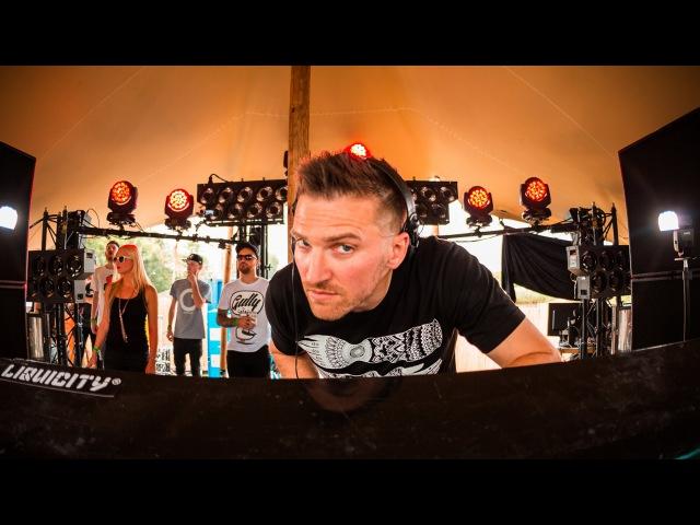 Technimatic Feat MC Fava Liquicity Festival 2016