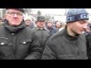 Майданівці перекривають рух на Хрещатику