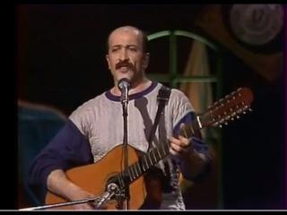 Вокруг смеха  - Т.Догилева, А.Розенбаум, М.Жванецкий  (1986), юмористическая программа