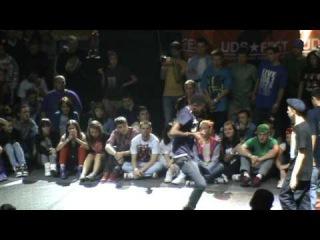Tolu & Stas Vegas vs Lukash & Timman  Hip-Hop 2x2 UDS 7  1/2 Final