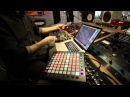 Novation Launchpad Pro 'Found Sound' Performance