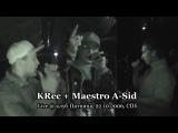 KRec + Maestro A-Sid live @ клуб Пятница, 22.10.2006, СПб
