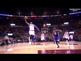 JR Smith Lobs It Up to LeBron James for the Massive Alley-Oop!