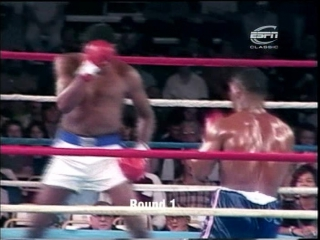 Mike Tyson vs Robert Colay (25-10-1985)
