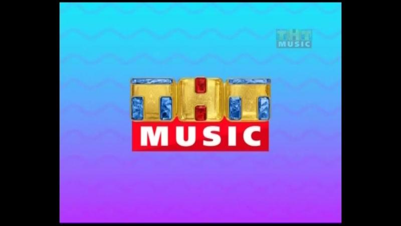 Окончание A-One и переход на ТНТ-Music небольшие глюки в плашках (31.05.16)