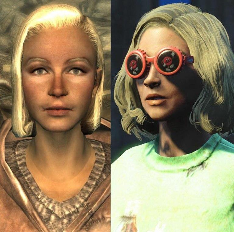 Сьерра — очень красивая блондинка 26 лет, единственной заботой которой является поиск и употребление Ядер-Колы.
