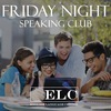Бесплатный разговорный клуб* Friday night* ELC