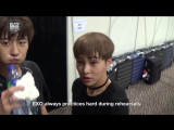 [VIDEO] MAMA 2015 Backstage - Hello From SHINee, f(x), EXO,  TTS!