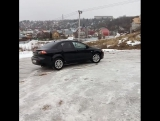 Дрифт на льду Русиново