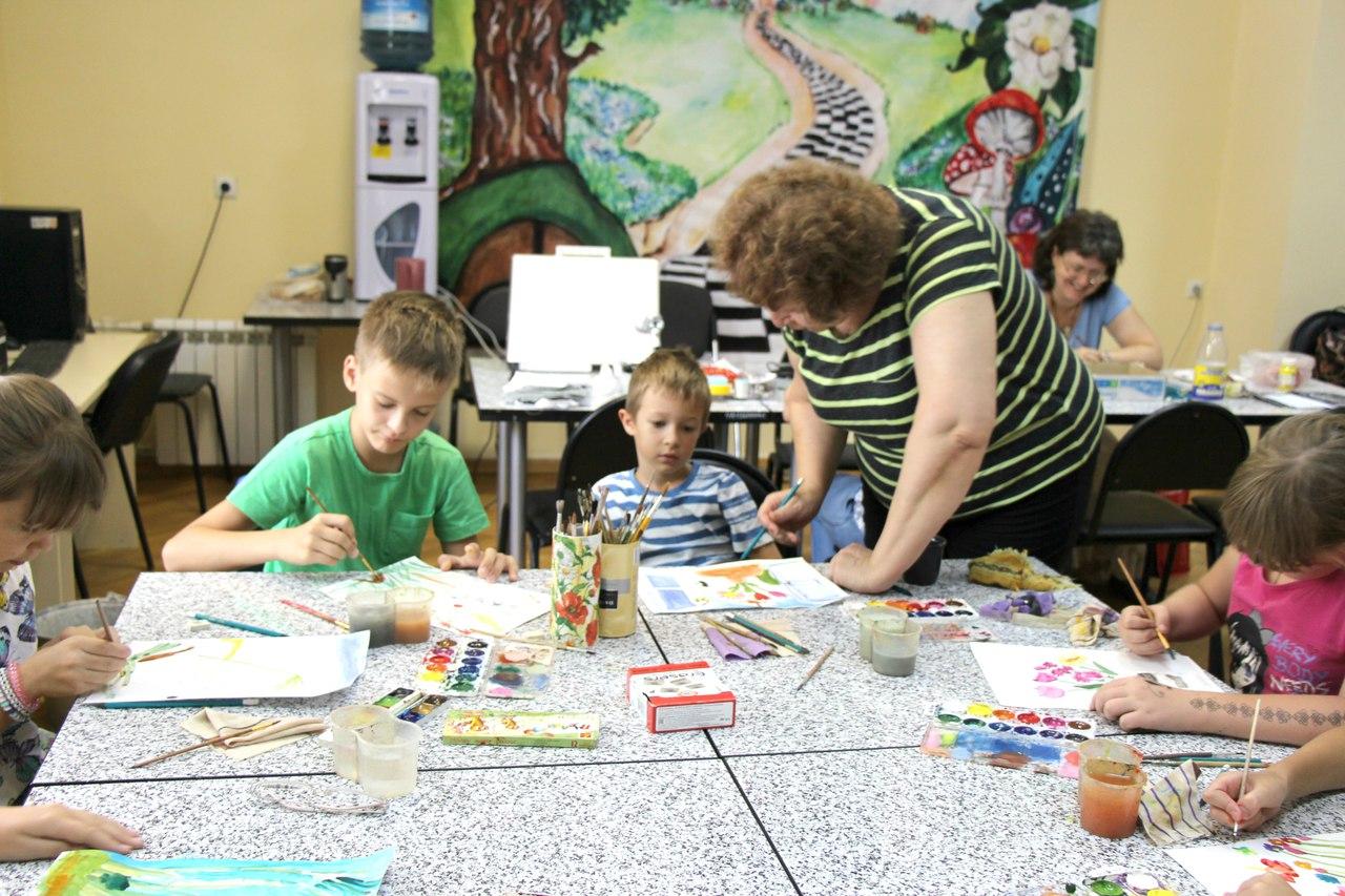 В Таганроге продолжает свою работу студия «Антоша Чехонте»