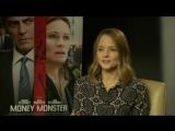 Jodie Foster talks working with Irish actress Caitriona Balfe!
