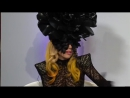 2010 Lady Gaga Autres ITW - The Fashion 411 - MAC Viva Glams Collection Gagavision